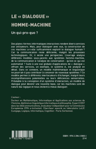 4eme Le dialogue homme-machine
