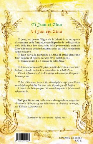 4eme Ti Jean et Zina