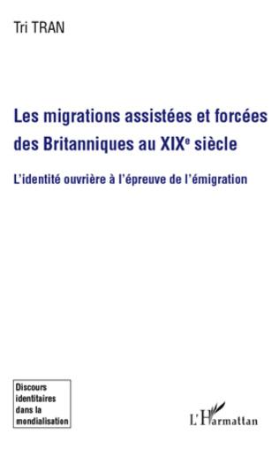 4eme Les migrations assistées et forcées des Britanniques au XIX e siècle