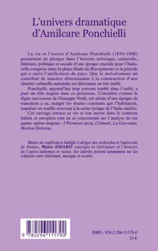 4eme L'univers dramatique d'Almicare Ponchielli