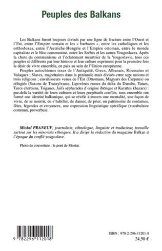 4eme Peuples des Balkans