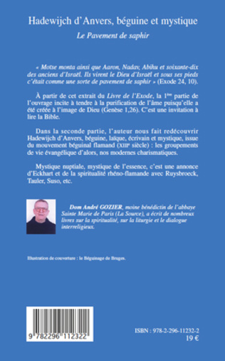 4eme Hadewijch d'Anvers, béguine et mystique