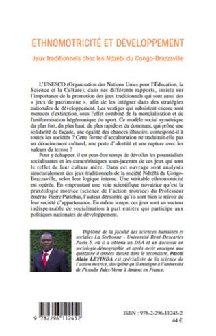 4eme Ethnomotricité et développement