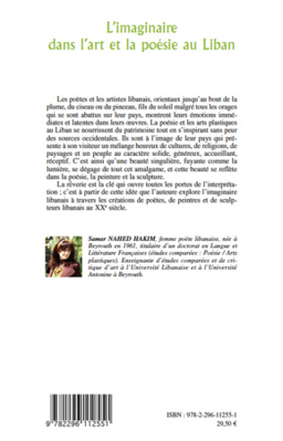 4eme L'imaginaire dans l'art et la poésie au Liban