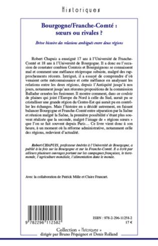 4eme Bourgogne/Franche-Comté : soeurs ou rivales ?