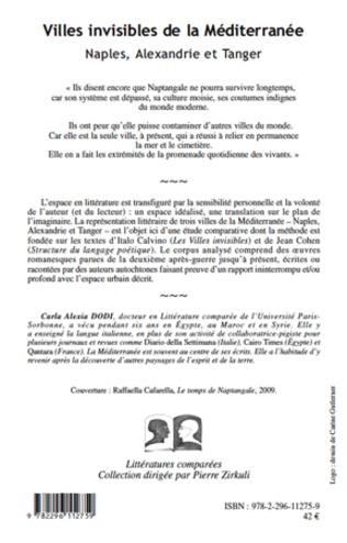4eme Villes invisibles de la Méditerranée
