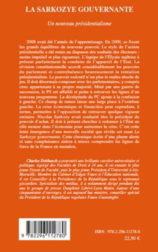 4eme La Sarkozye gouvernante