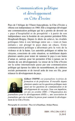 4eme Communication politique et développement en Côte d'Ivoire