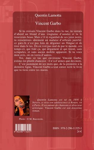 4eme Vincent Garbo