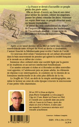 4eme Le Souffle de l'exil