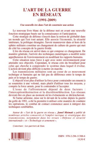 4eme L'art de la guerre en réseaux (1991-2009)