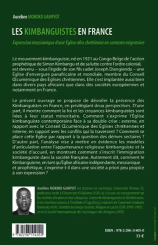 4eme Les Kimbanguistes en France