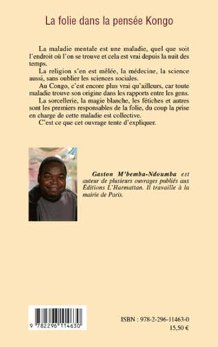 4eme La folie dans la pensée Kongo