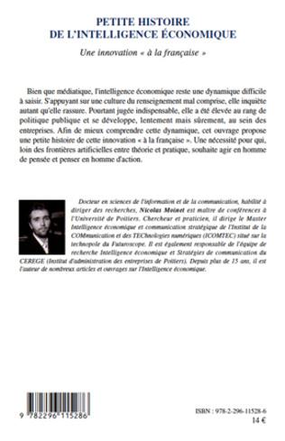 4eme Petite histoire de l'intelligence économique