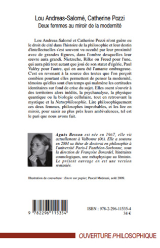4eme Lou Andreas-Salomé, Catherine Pozzi