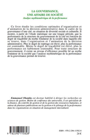 4eme La gouvernance, une affaire de société