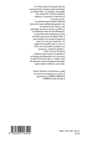 4eme Charles Gide (Volume XI)