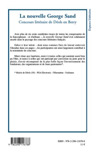 4eme La nouvelle George Sand
