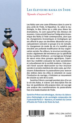 4eme Les éleveurs Raika en Inde