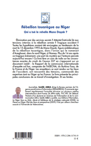 4eme Rébellion touarègue au Niger