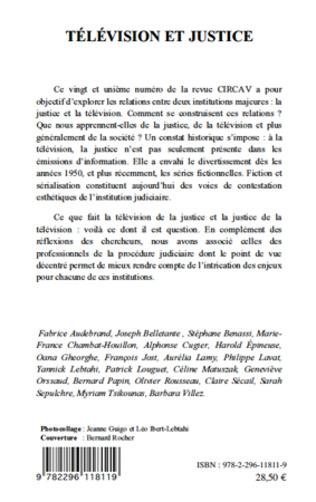 4eme Le brouillage des frontières entre institution judiciaire et médiatique : l'exemple de l'Affaire Grégory