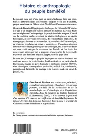 4eme Histoire et anthropologie du peuple bamiléké