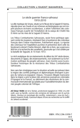 4eme Le siècle guerrier franco-sahraoui