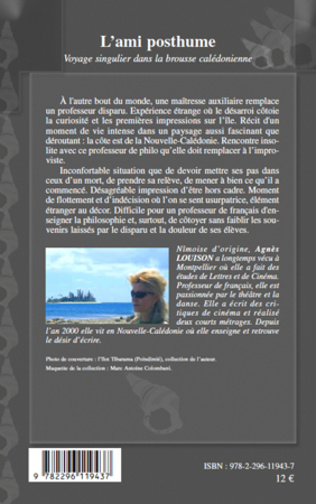 4eme L'ami posthume