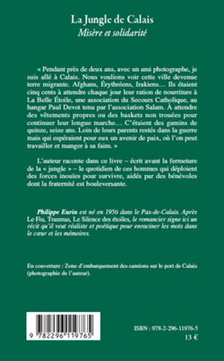 4eme La jungle de Calais