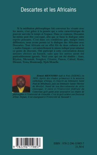 4eme Descartes et les Africains