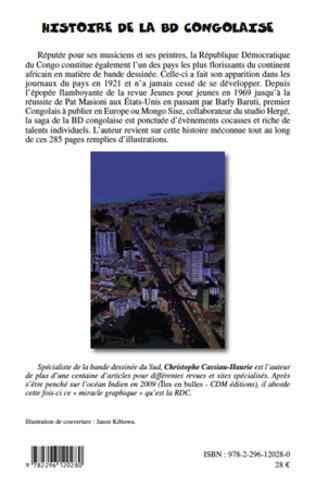 4eme Histoire de la BD congolaise