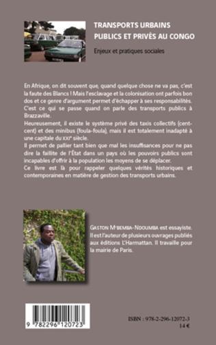 4eme Transports urbains publics et privés au Congo