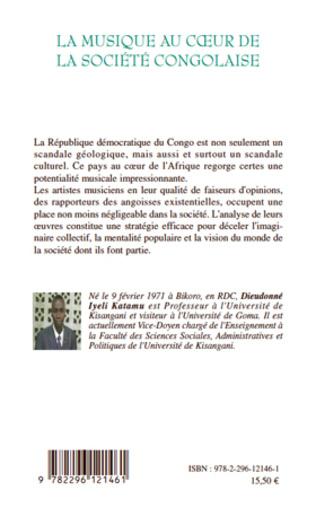 4eme La musique au coeur de la société congolaise