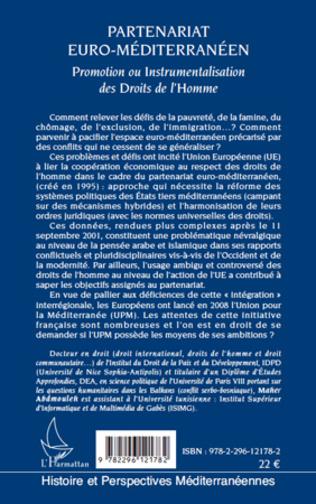 4eme Partenariat euro-méditerranéen