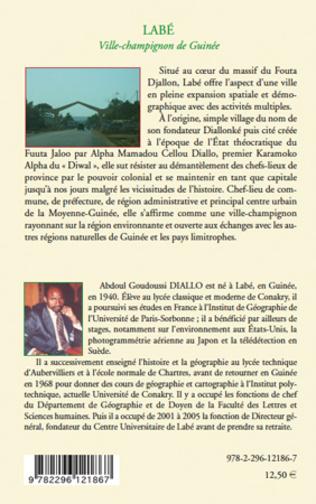 4eme Labé ville-champignon de Guinée