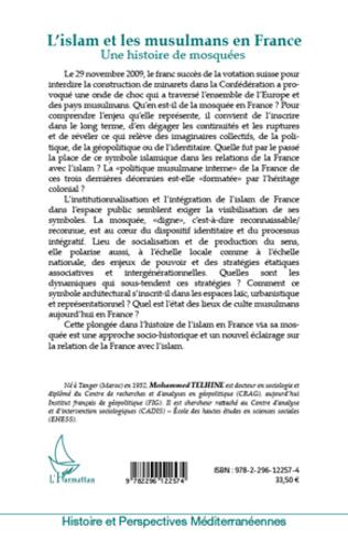 4eme L'islam et les musulmans en France