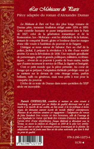 4eme Les Mohicans de Paris