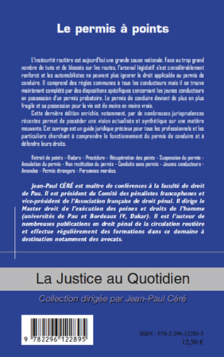 4eme Le permis à points (4e édition)