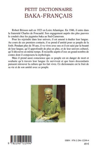4eme Petit dictionnaire Baka-Français
