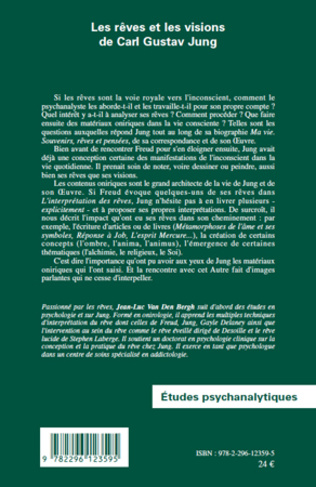 4eme Les rêves et les visions de Carl Gustav Jung