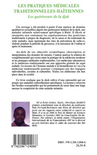 4eme Les pratiques médicales traditionnelles haïtiennes