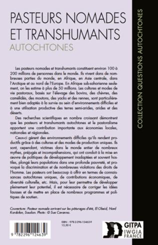 4eme Pasteurs nomades et transhumants autochtones