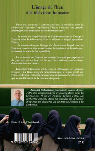 4eme L'image de l'Iran à la télévision française