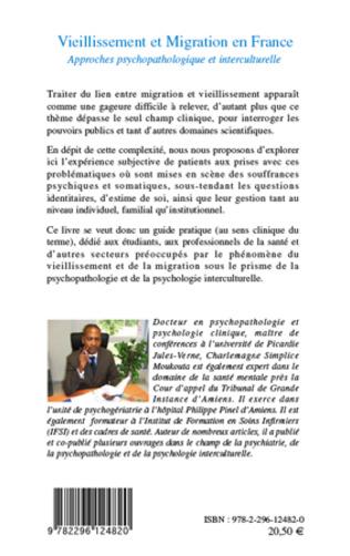 4eme Vieillissement et migration en France
