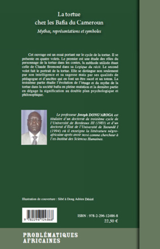 4eme La tortue chez les bafia du Cameroun