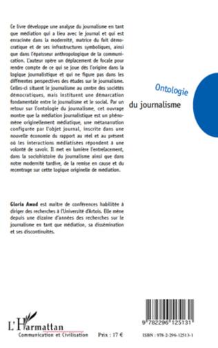 4eme Ontologie du journalisme