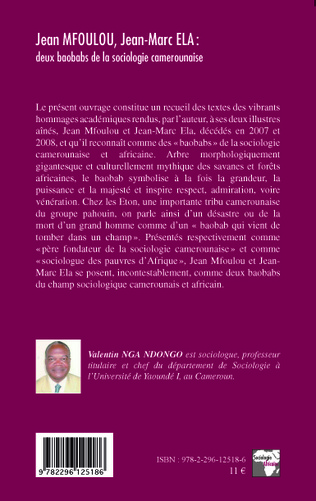 4eme Jean Mfoulou, Jean-Marc Ela