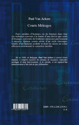 4eme Courts Métrages