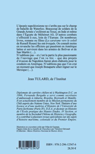 4eme Les soldats de Napoléon dans l'indépendance du Chili (1817-1830)