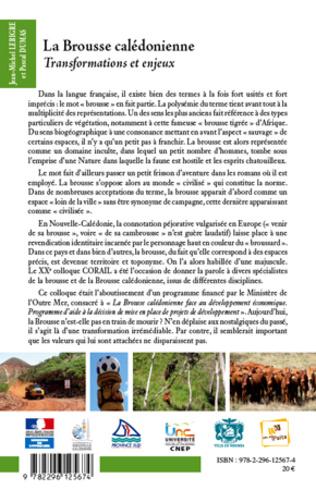 4eme La Brousse calédonienne